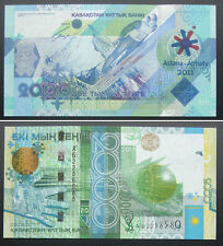 Kazakhstan Commemorative Banknote 2000 Tenge 2011 UNC,Winter Asian Games