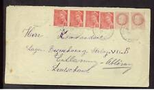 1942 France Cover to Commandant Stalag 7B Germany