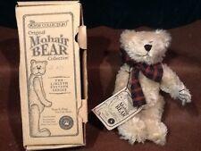 Boyd's Bears Mohair Collection Adams F. Bearington #590080-03