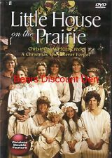LITTLE HOUSE ON THE PRAIRIE - CHRISTMAS DOUBLE FEATURE - new/sealed DVD