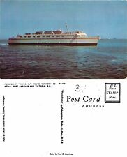 USA Ferryboat Chinook - Port Angeles and Victoria B.C. (I-L 043)