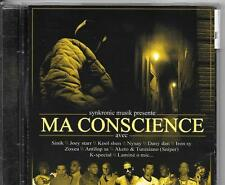 CD COMPIL 23 TITRES--SYNKRONIC MUSIK--MA CONSCIENCE--SINIK/SHEN/MYSAY/STARR...