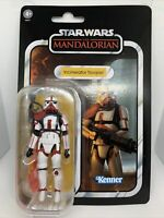 Star Wars Vintage Collection  Mandalorian (VC177) INCINERATOR TROOPER New- Mint!
