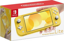 NINTENDO Switch Lite Handheld Konsole yellow gelb B-WARE