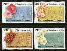 Papua New Guinea   1989   Scott # 725-728    Mint Never Hinged Set