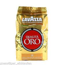(25,89€/kg) 1kg Lavazza Qualita Oro Kaffeebohnen Espresso Bohnen aroma arabica