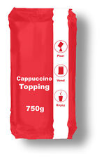Flair cappuccino topping bulk vending ingredients 10 x 750g catering & machines