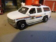 Royal Canadian Mounted Police Suburban   1:64 (approx) custom