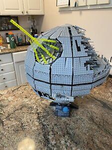 Lego Star Wars Death Star II (10143) 100% complete. Excellent condition!