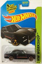 Hot Wheels 2014 JDM 225/250 Nissan Skyline H/T 2000GT-X Black US Card MOSC