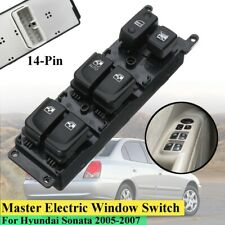 Front Left LH Power Window Switch 93570-3K010 For Hyundai Sonata 2005 2006 2007