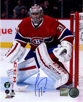 CAREY PRICE  ( M CANADIENS)  YOU GET BOTH PHOTOS - 5 x 7 SIGNED REPRINTS