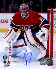 CAREY PRICE (2) ( M CANADIENS)  YOU GET BOTH PHOTOS - 5 x 7 SIGNED REPRINTS