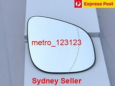 RIGHT DRIVER SIDE MIRROR GLASS FOR RENAULT KANGOO X61 2013 Onward
