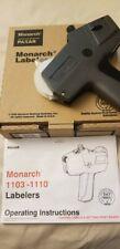 Monarch Label Gun Model 1103 Nib