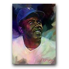 Jackie Robinson #59 Sketch Card Limited 6/50 Edward Vela Signed