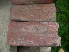 Rare Antique 1920's Lot of Two Metropolitan Canton Block Paver Bricks Good Shape