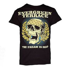 Evergreen terrace-skull-t-shirt - taille/size M-NEUF