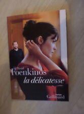 LA DÉLICATESSE D. FOENKINOS