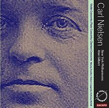 Concertos - Nielsen / Gilbert / New York Philharmonic (2015, SACD NIEUW)