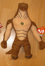TY TOYS -HUMONGOUSAUR FROM BEN 10 SERIES - BRAND NEW WITH TAGS