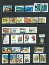 1982 Australia 'The Collection of 1982 Australian Stamps' Complete Set:MUH