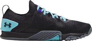 Under Armour TriBase Reign 3 Mens Training Shoes - Black