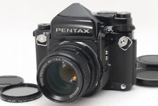 EXC+++++ PENTAX 67 TTL Late Model Mup 6x7 Body w/ 105mm F2.4 Late From JAPAN 674