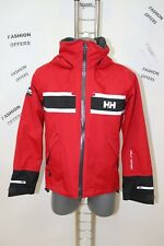 Helly Hansen Womens SALT Helly Tech Hooded Sailing Yachting Jacket sz Small