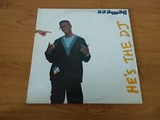 D.J. Jazzy Jeff He's the DJ vinyl record 1988