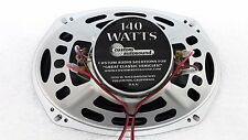 SPEAKER - 6x9 Hi-Power for CAR RADIO, suit HOLDEN VALIANT CHEV, most models.