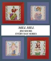MILL HILL Jim Shore Counted Cross Stitch Kits - FAIRIES - Choose 1 or all 4!