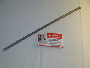 Vintage Elsa Williams Needlepoint Rod Handling Tool 18 inch with Instructions