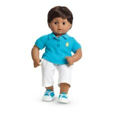 American Girl Bitty Twins SUNNY FUN outfit for boy doll top shorts shoes no doll