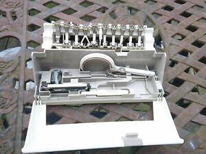 Bernina sewing machine presser feet accessories Box Set-1090/1130/1230/1260/1530