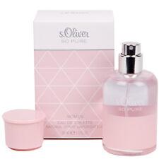 s.Oliver SO PURE Eau de Toilette EdT Spray for woman 30 ml