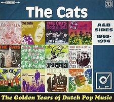 Golden Years Of Dutch Pop Music - Cats (2016, CD NIEUW)2 DISC SET