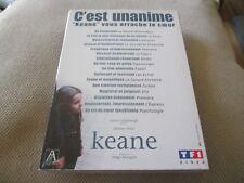 """DVD """"KEANE"""" Damian LEWIS / Lodge KERRIGAN"""