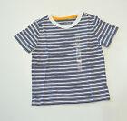 Tommy Hilfiger Boys Stripe T Shirt - SIZES - 6-9 Months,2 Yrs & 7 Yrs -NEW