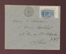 FRENCH SAHARA AOF CORNER MARGINAL 25c CAMEL...BAFOULABE CLEAR POSTMARKS 1923