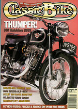 Classic Bike Magazine 1994 February BMW R1100RS v R100S G50 Track Test 2772F