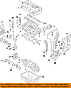 HYUNDAI OEM 10-12 Santa Fe-Valve Cover Gasket 224412G600