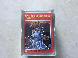 Buck Rogers Full Set Of 88 Trading Cards - Topps 1979