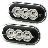 2 REPETITEUR LED RENAULT CLIO 1 2 ESPACE 3 MEGANE 1 MEGANE SCENIC NOIR