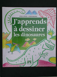 J'apprends à dessiner Dinosaures & Animaux Grand Nord - Fleurus 2 volumes Enfant