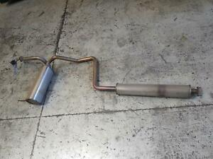 HOLDEN CRUZE EXHAUST SYSTEM JH 1.8  03/11-01/17 11 12 13 14 15 16 17