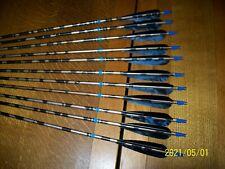 Easton aluminum  game  getter III arrows ( size 2117)