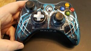 Halo 4 xbox 360 Wireless controller se special Edition