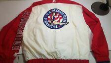 Vintage Olympics Jacket Atlanta Starter Sz L Windbreaker NWT Gymnastics