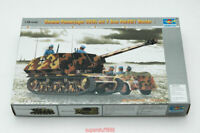 Trumpeter 00354 1/35 German Panzerjager 39(H) w/PAK 40 Hot